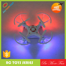 RC Mini World USA Micro 2.4ghz 4CH 6 Axis Gyro LED Quadcopter