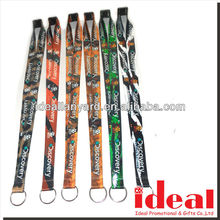 full color printing safety breakaway neck strap