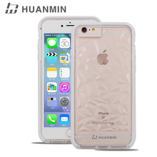 Hot Selling New Anti Drop Cell Phone Case, Crystal Texture Soft TPU Protective Phone Case