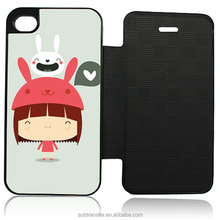 Hot Selling Flip Plastic Phone Cases For Iphone 4S