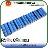 factory price 24volt lithium e bike battery rechargeable 18650 li-ion battery pack 24v 20ah