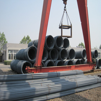 construction reinforcing deformed steel bars