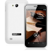 Cheap Cubot C7+ MT6572 Dual Core Android 4.2 RAM: 256MB ROM: 512MB 5+2MP Camera Cubot C7+ Smart Phone