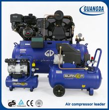 Factory hot selling competitive price portable diesel engine driven air compressors