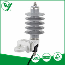 wholesale 15kv lower voltage silicon rubber material thunder lightning arrester