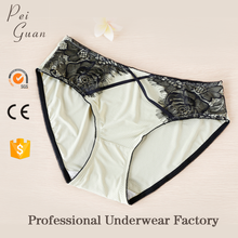 absorbency comfortable fancy womens hipster underwear for sale