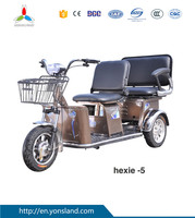 Cheap Smart passenger Electric Tricycle/Scooter