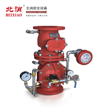 Fire fighting equipment preaction alarm valve with the best price