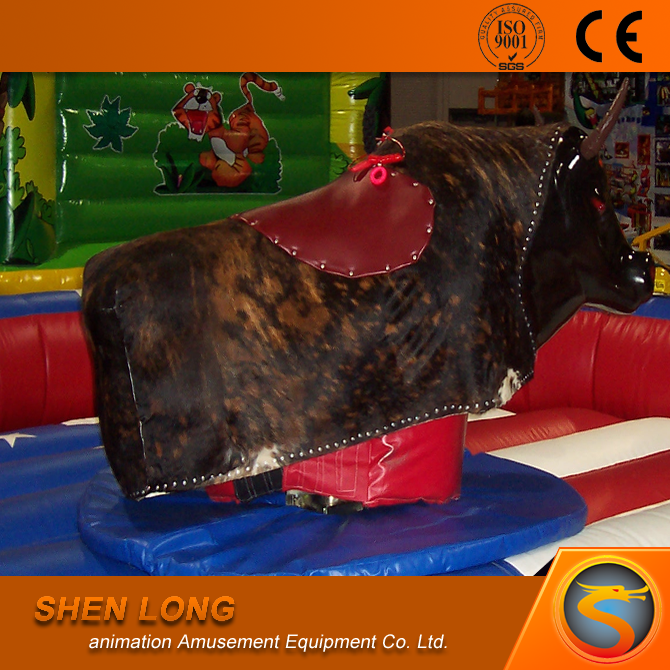 Fun games!!! mechanical rodeo bull for sale