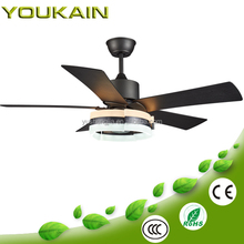 Iron 43 inch home decoration items fancy ceiling fan