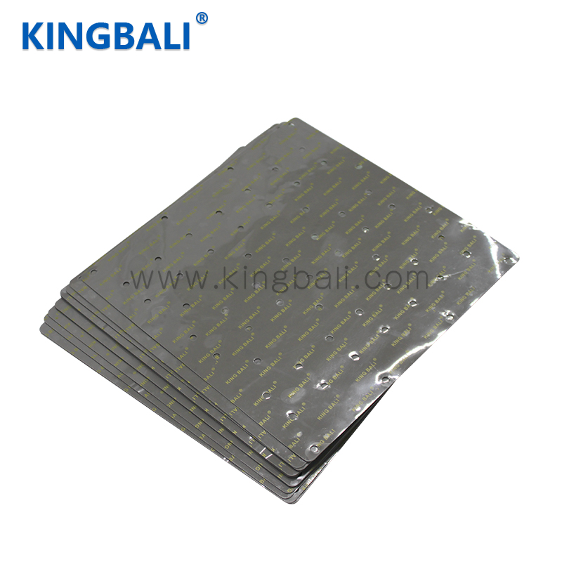 electrical insulation thermal conductive no silicone thermal pad