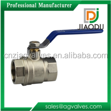 valve manufacture hot sale Taizhou Manufacture CW617n copper ball vale for oil or gas in valve manufacture