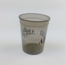 Clear Comet 2 oz. Plastic Shot Cups Clear Polystyrene Portion Shot Glass