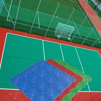 Practical High Technology tennis flooring surface epdm chip