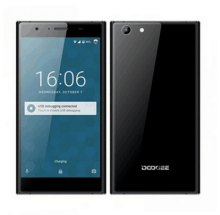 "Doogee y300 5.0"" Android 6.0os 2gb ram +32gb rom 1280*720 8mp 13mp Dual camera mobile phone"