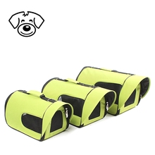 Hot selling pet products dog carrier travel outside bag