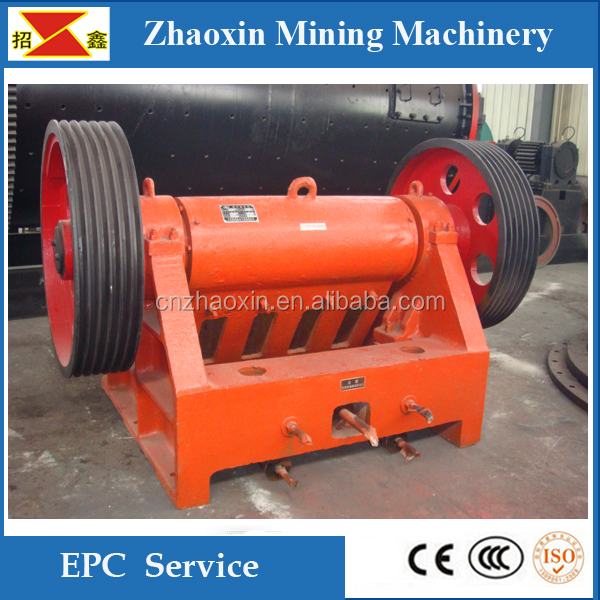 Hot Sell Granite/Concrete/Stone Jaw Crusher with Low Price