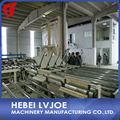 gypsum board ceiling making machine and devices from Lvjoe machinery