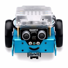 Makeblock MBot Upgrated Version DIY Mbot V1.1 Educational Robot Kit -Blue (Bluetooth Version) Best <strong>Gift</strong> for Children