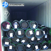 API Spec 5CT oil well carbon steel casing pipe manufactured in China