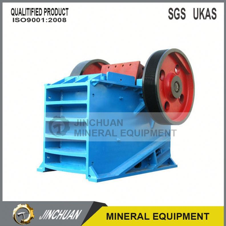 jaw crusher for crushing shale