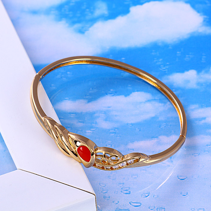 Fashion Beautiful All Bangles Design,Cheap Wholesale 18k Gold evil eyes bangles
