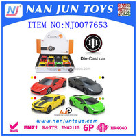 wholesale 1:24 diecast model car for kid