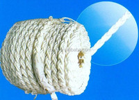 High quality 8-strand Polyester Tug and Mooring line