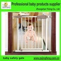 Hot Sale Easy Open And Close Baby Safety Gate Pet Friendly Gate Baby Gate