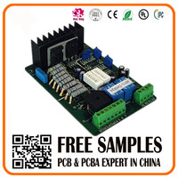 36v dc motor controller PCB and assembly services