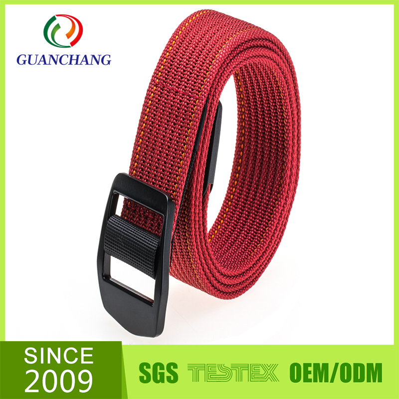high quality elastic western colorful women braided belts