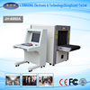 airport luggage scanner, security x-ray machine