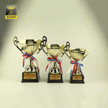 Replica blank champions league sport award metal trophy cup