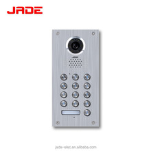 Smart home anywhere anytime wifi video door phone with keypad & doorlock APP IOS/Android on