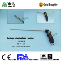 laparoscopy equipment 5mm/10mm suction and irrigation tube