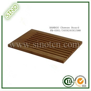 Eco-Friendly Bamboo Cheese Board,Vegetable Cutting Board ,Fruit Chopping Board