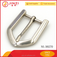 Special metal plated quality pin belt buckle for clothes /coat