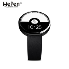 Top quality smart watch with mobile phone best wrist stainless