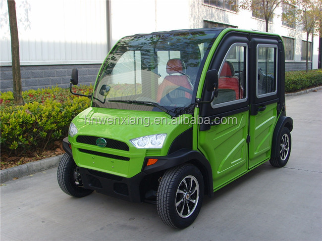 Four wheel and 4 doors smart electric car for sale europe