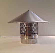 Stainless steel chimney cap round rain cap