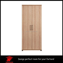Alba oak bedroom home furniture double wardrobe