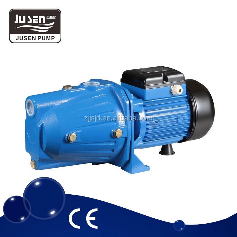 Electric Self-Priming Jet Pump Brass Impeller Water Jet Boat Pump(JET60L 0.37KW 0.55HP)
