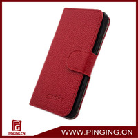 Leather wallet case for nokia lumia 929 icon