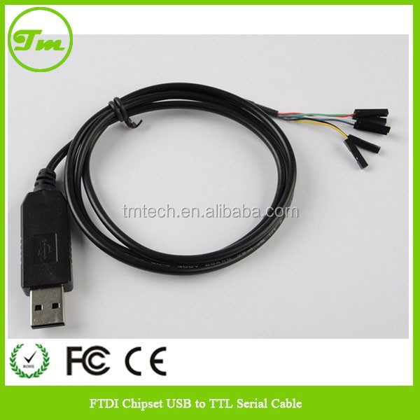 FTDI Chipset USB to TTL Serial Cable Adapter FT232 USB Cable Computer Cable CTS