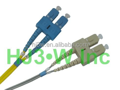 hf linear amplifier port china supplier comptitive 12 core single mode,Pigtail,jumper,cable, LC FC ST SC MTRJ MPO