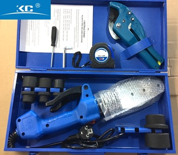 KC63-RAD new style digital display ppr plastic pipe welding machine heat fusion