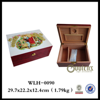 Romeo and Juliet Style Cigar Packing Box