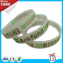 New color diy transparent silicone bracelet