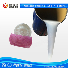 Prices Concrete Stamps Mold Making Silicone Rubber Raw Material