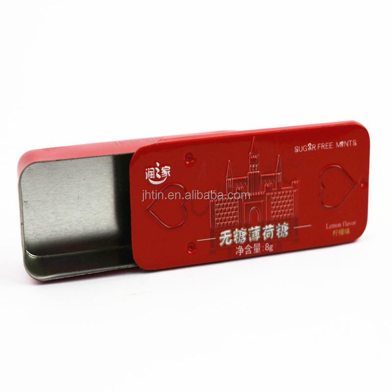 metal tin cans for paint cookie tin box cookie tin sales promotion